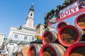Salzburger dult festzug em salzburg, Áustria — Fotografia Stock