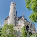 Lichtenstein Castle in Baden-Wurttemberg, Germany — Stock Photo #40057263