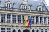 Municipio di tournai in belgio. — Foto Stock