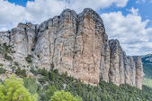 Penarroya peak at Teruel, Spain — Stock Photo