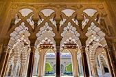 Aljaferia Palace at Zaragoza, Spain — Stock Photo