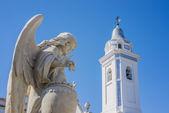 La cimitero della recoleta di buenos aires, argentina. — Foto Stock