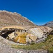 Stock Photo: Inca's Bridge in Mendoza, Argentina.