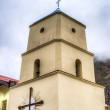 Stock Photo: IruyChurch in ArgentiniSaltProvince.