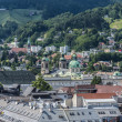 General view of Innsbruck in western Austria. — Stock Photo #40386981