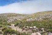 Route 13 to Iruya in Salta Province, Argentina — Stock Photo