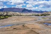 Las Flechas Gorge in Salta, Argentina. — Stock Photo