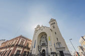 La Merced church in Tucuman, Argentina. — Stock Photo