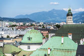 The Imperial Palace in Innsbruck, Austria. — Stock Photo