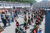 Salzburger Dult Festzug at Salzburg, Austria — Fotografia Stock