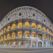 The Colosseum, or the Coliseum in Rome, Italy. — Stock Photo