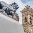 Stock Photo: Church Rotundof Mosta, Malta