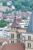 Church of Saint Dionysius in Esslingen am Neckar, Germany — Stock Photo