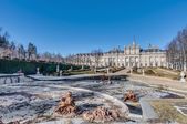 Royal Palace at San Ildefonso, Spain — Stock Photo