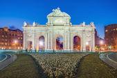 Puerta de Alcala at Madrid, Spain — Stock Photo
