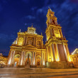 图库照片: SFrancisco in city of Salta, Argentina
