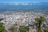 Cerro san bernardo, salta, αργεντινή. — Φωτογραφία Αρχείου