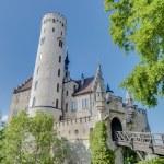 Lichtenstein Castle in Baden-Wurttemberg, Germany — Stock Photo #40646189