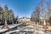 Kungliga slottet på san ildefonso, spanien — Stockfoto