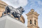 Chiesa rotonda di mosta, malta — Foto Stock