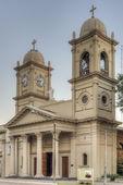 Santos Justo y Pecador church in Colon, Argentina — Stock Photo
