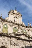 Cathedral in San Salvador de Jujuy, Argentina. — Stock Photo