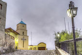 Iruya Church in Argentinian Salta Province. — Stockfoto