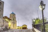Iruya Church in Argentinian Salta Province. — Stock Photo