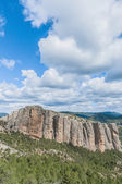 Penarroya peak at Teruel, Spain — Foto de Stock
