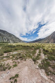 Rio Grande river in Jujuy, Argentina. — Stock Photo