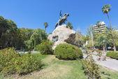 San Martin Square in Mendoza, Argentina. — Stock Photo