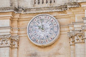 Saint Paul's Cathedral in Mdina, Malta — Stock Photo