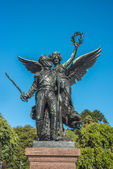 Plaza San Martin in Buenos Aires, Argentina. — Stock Photo