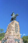 Monument to Martin Miguel de Guemes, Salta — Stock Photo