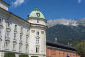 The Imperial Palace in Innsbruck, Austria. — Foto de Stock