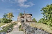 Castelo de lichtenstein em baden-wurttemberg, alemanha — Foto Stock