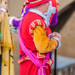 In GuardiParade at St. Jonh's Cavalier in Birgu, Malta. — Stock Photo #41515211