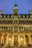 The Maison du Roi in Brussels, Belgium. — Stock Photo