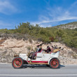 54th Rally Barcelona-Sitges second phase race. — Stockfoto #41735847