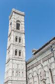 Basilica di santa maria del fiore ve florencii, itálie — Stock fotografie