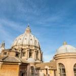 Vatican City in Rome, Italy — Stock Photo