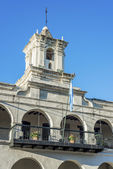 The Salta Cabildo in Salta, Argentina — 图库照片