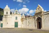 San Bernardo convent in Salta, Argentina — Zdjęcie stockowe