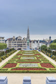 The Mount of the Arts in Brussels, Belgium. — Stock Photo