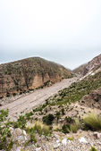 Route 13 to Iruya in Salta Province, Argentina — Stockfoto
