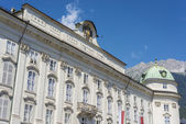 The Imperial Palace in Innsbruck, Austria. — Foto Stock
