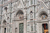 The Basilica di Santa Maria del Fiore in Florence, Italy — Stock Photo
