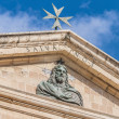 Saint John's Co-Cathedral in Valletta, Malta — Stock Photo