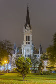 Mar del Plata's Cathedral, Buenos Aires, Argentina — Stock Photo
