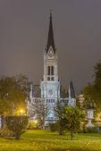 Mar del Plata's Cathedral, Buenos Aires, Argentina — Foto Stock